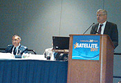Satellite 2011 Presentation on Hosted Payloads for NOAA
