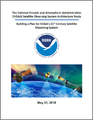 Cover of draft NSOSA report
