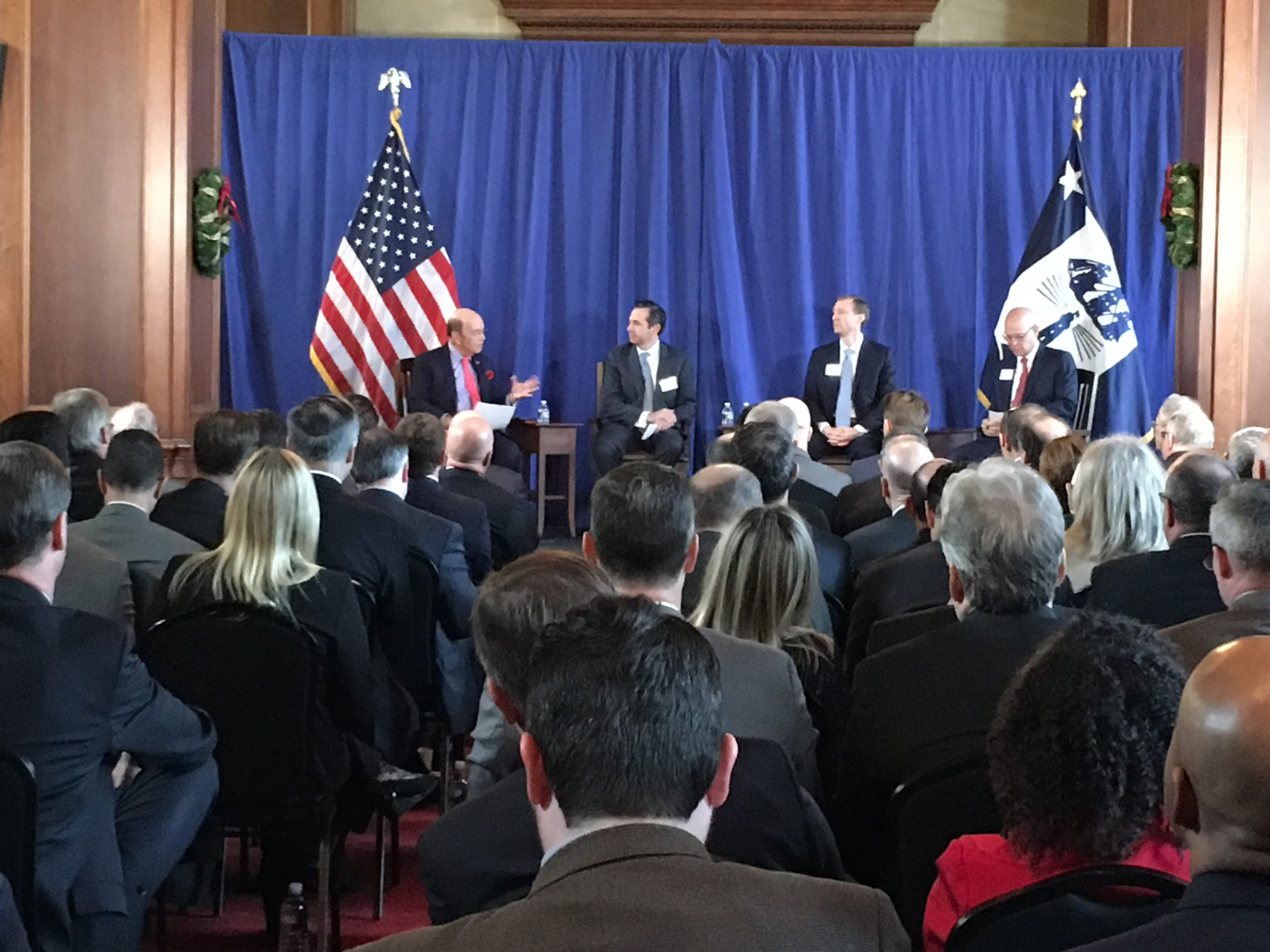 Secretary Ross Hosts Space Investment Summit