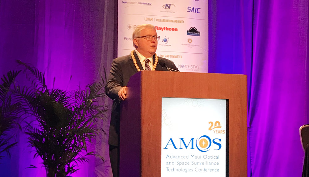 Remarks from AMOS Conference 2019