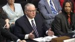 Kevin O'Connell testifying before the Senate Commerce Committee