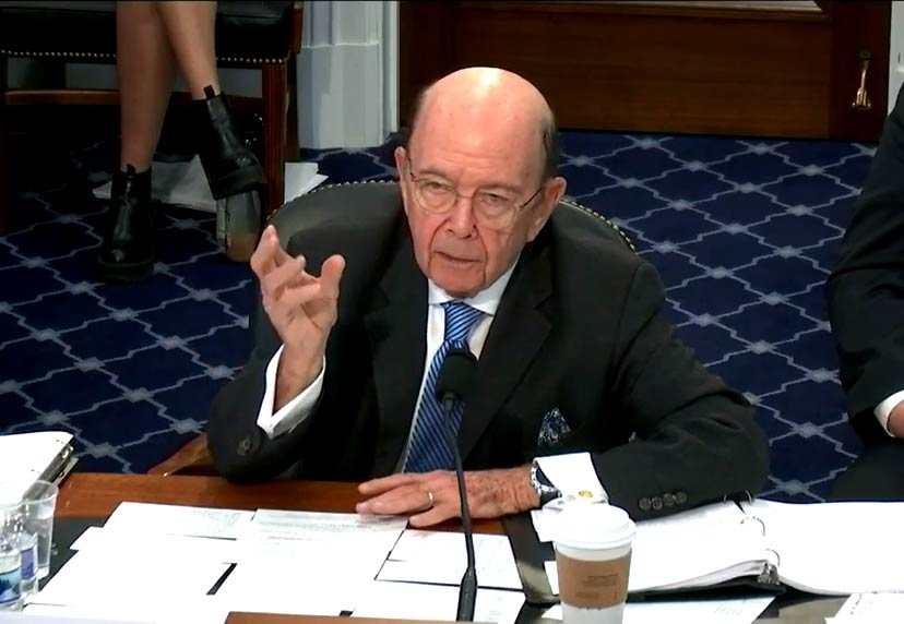 Secretary Ross Discusses Office of Space Commerce at House Hearing