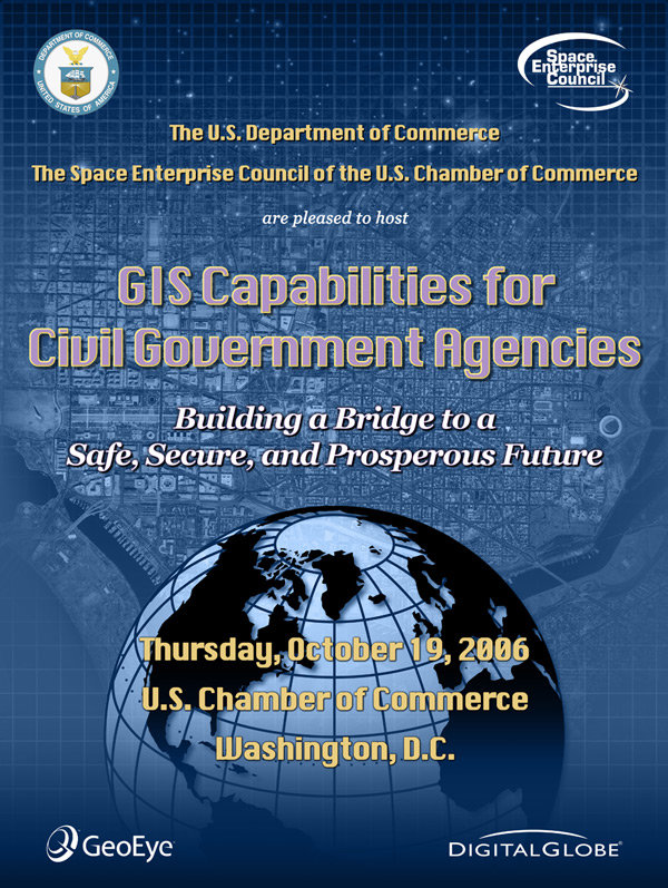 Workshop on GIS Capabilities for Civil Government Agencies