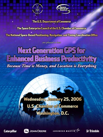 Public Media Forum on Next Generation GPS for Enhanced Business Productivity