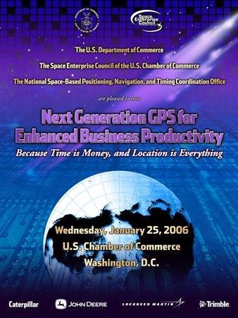 Public Media Forum on Next Generation GPS for Enhanced Business Productivity