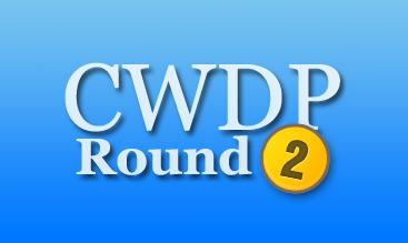CWDP Round 2